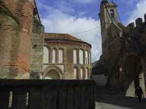 Curiosa iglesia