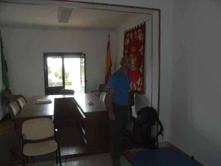 Sala de juntas del ayuntamiento