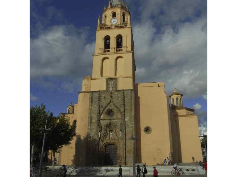 Iglesia de Villafranca de los Barros
