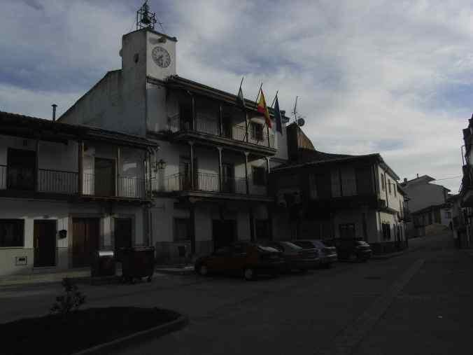 Calle de Aldeanueva del camino
