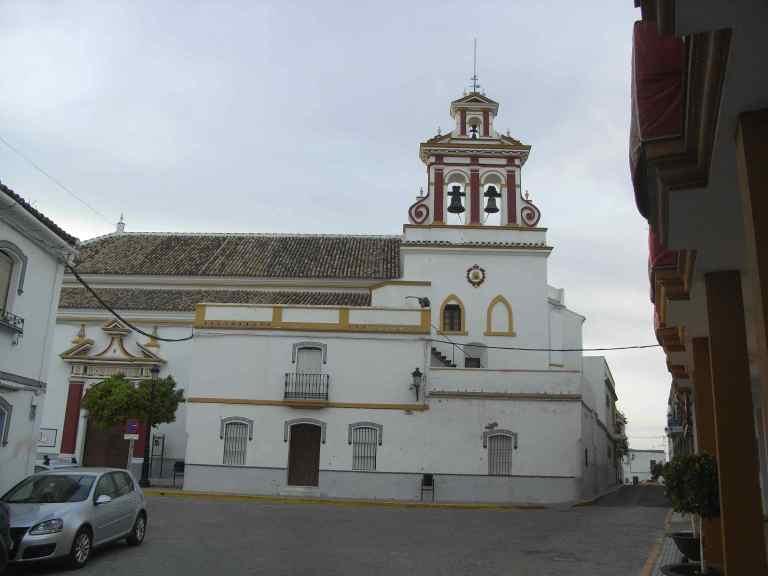 Iglesia en Guillena