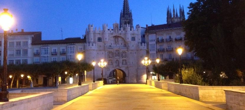 1ª Burgos –Castrojeriz