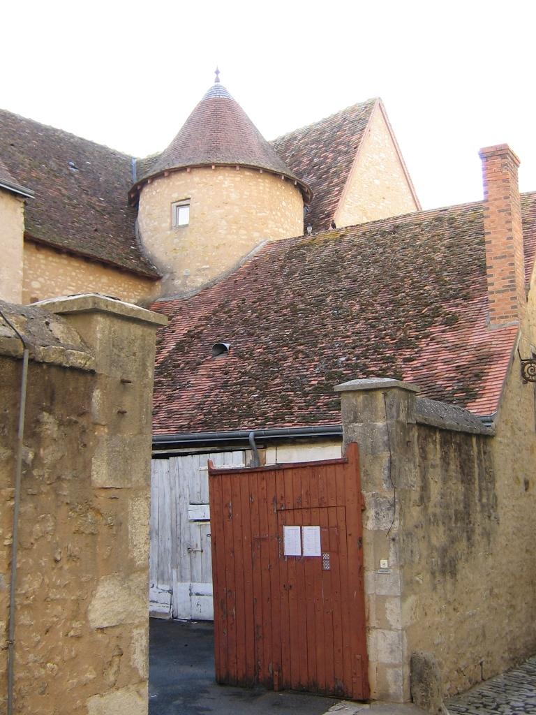 199 Neuvy-Saint Sepulchre