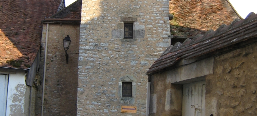9ª Clavières – Neuvy SaintSepulcre