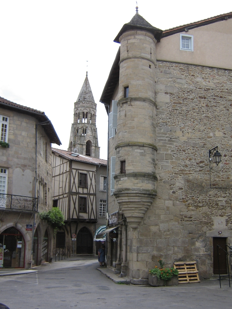 338  St Léonard de Noblat