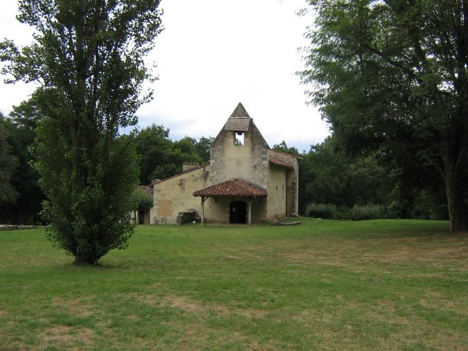 607 Chapelle de Lugaut