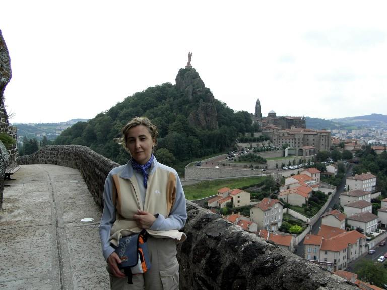 Rocher de Saint Michel d'Aiguilhe