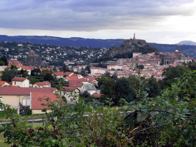 Vista general saliendo de Puy