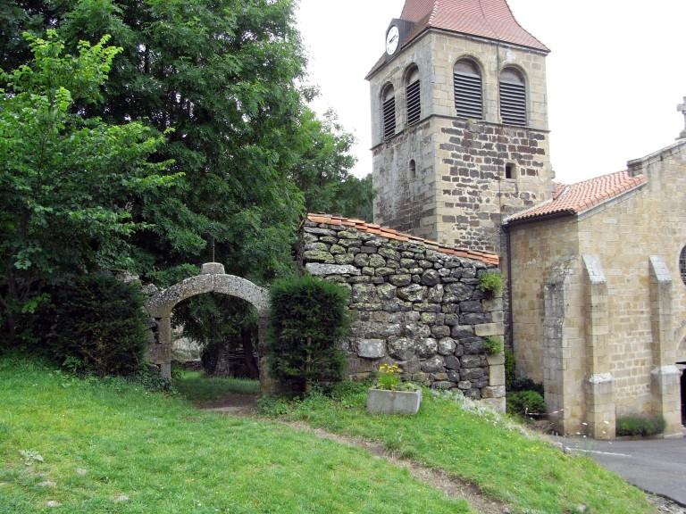 Iglesia en Saint Privat