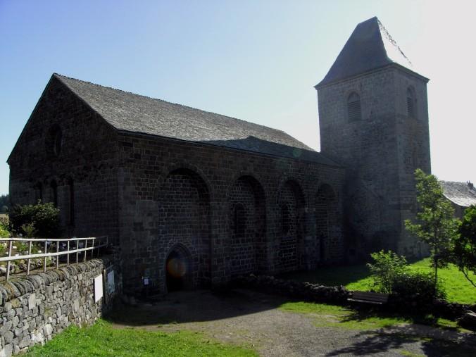 Iglesia de Aubrac