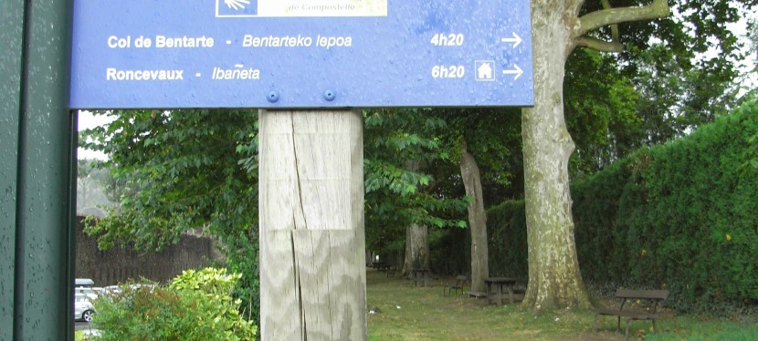 27ª Saint Jean Pied de Port –Roncesvalles
