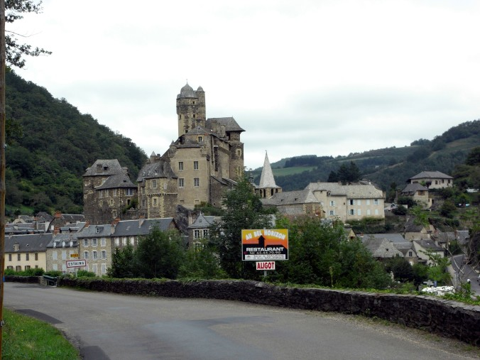 Vista de Estaing