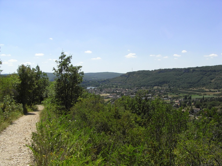 Vista de Cajarc