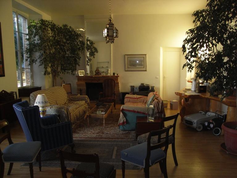 Interior del alojamiento