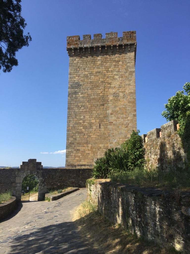 Castillo-Convento de Monforte