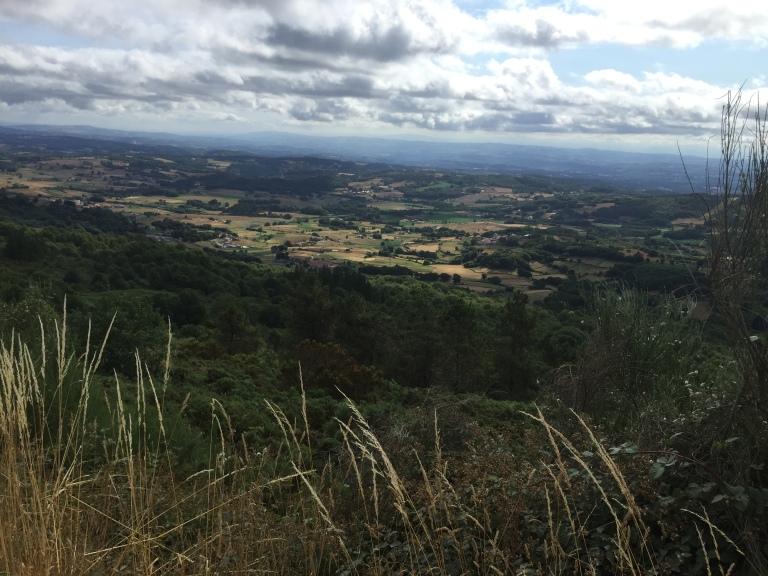 Subiendo el Monte Faro