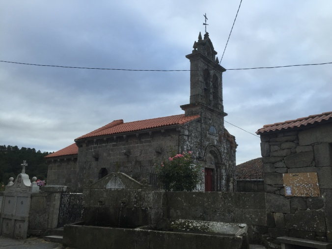 Iglesia en el Camino