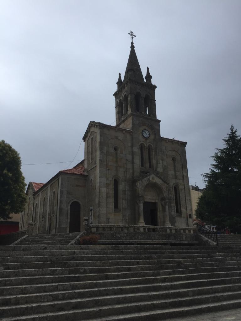 Iglesia en Lalín