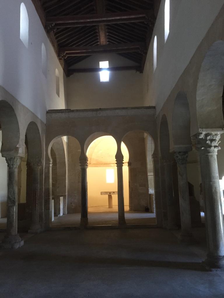 Interior de San Miguel