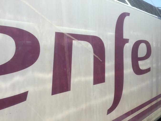Tren a Ponferrada