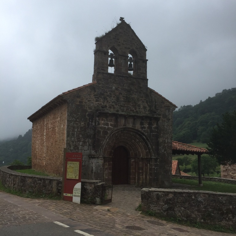 Iglesia de Santa Juliana en La Fuente