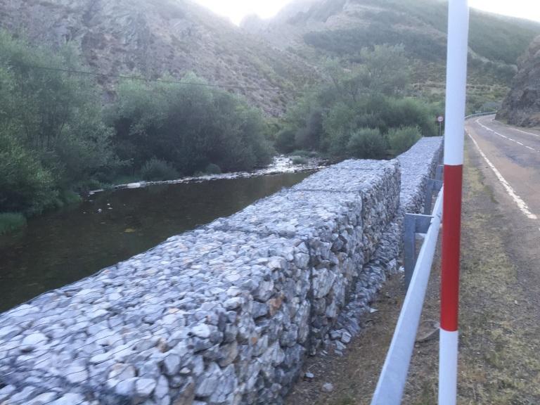 Vista del río Yuso