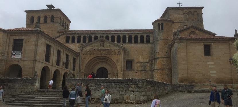 Santander, inicio del CaminoLebaniego