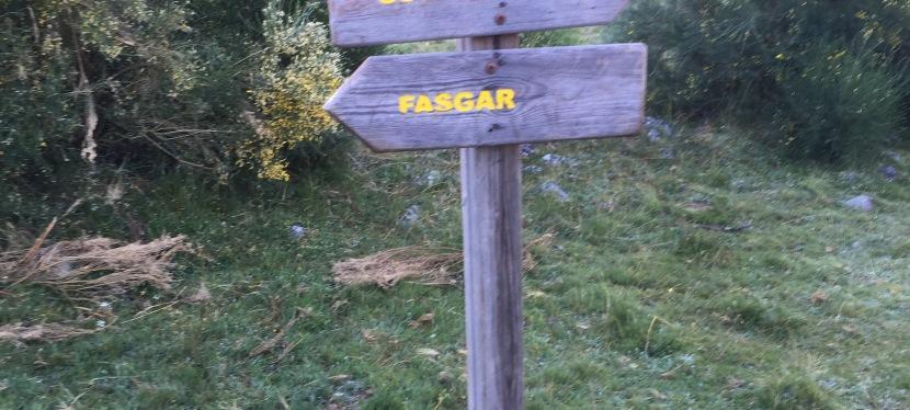 Camino Olvidado etapa 16ª: Fasgar – San Justo de Cabanillas