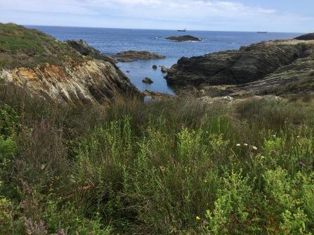 Playa Olga, Ribadeo