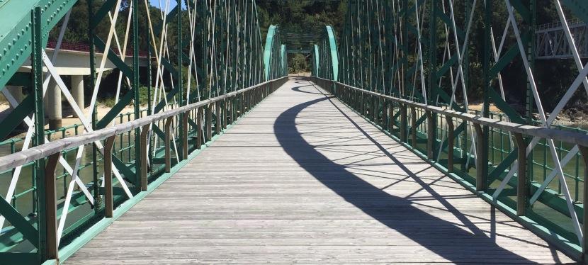 Camino del Cantábrico etapa 5ª Viveiro – Porto doBarqueiro