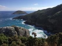 Vista desde Punta Merixe