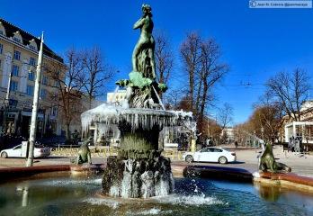 Despidiendo Helsinki. Harvis Amanda
