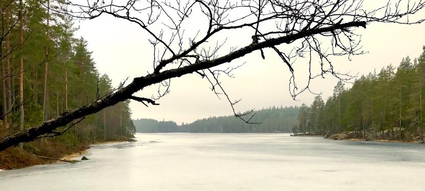 Finlandia: Abril 2.017