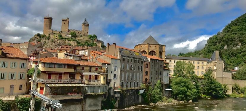 Camí dels bons homes: Etapa 10ª. Roquefixade –Foix