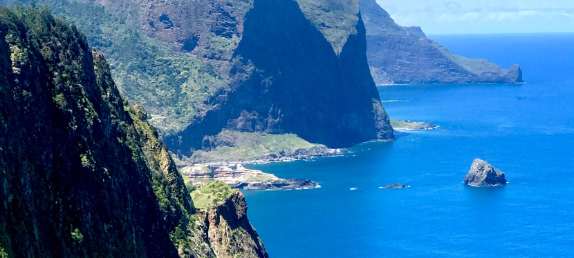 Madeira 2019: Levada Machico – Caniçal hasta Porto de Cruz. SendaCostera