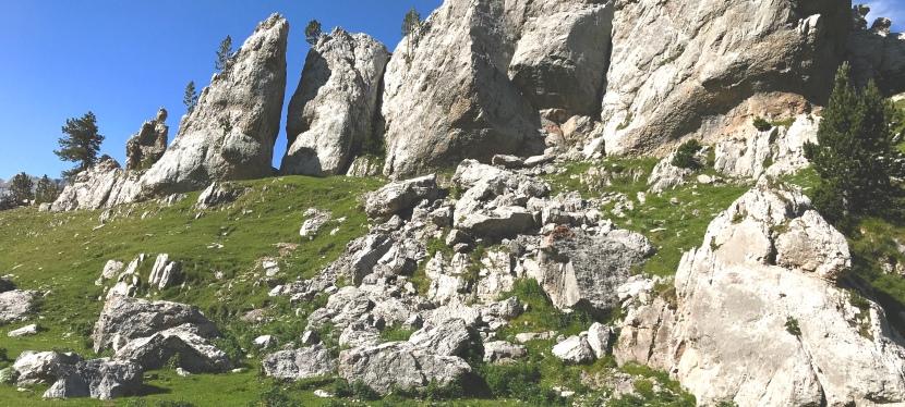 GR-11 Etapa 17ª Pineta –Parzán