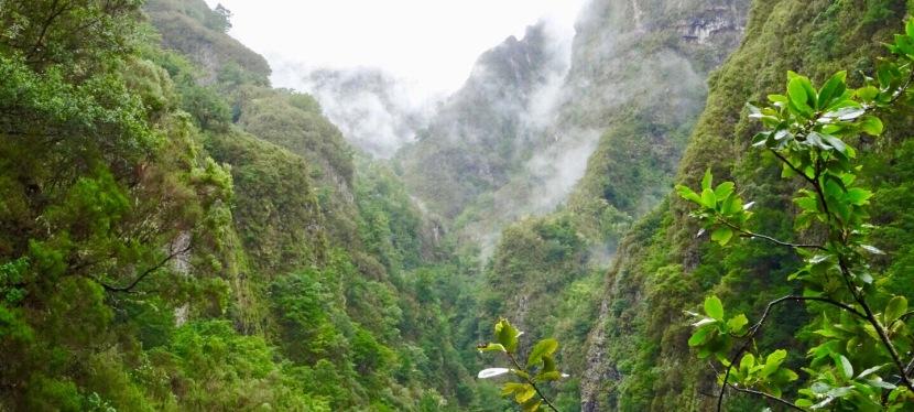 Madeira: Caldeirao Verde y Caldera delInfierno
