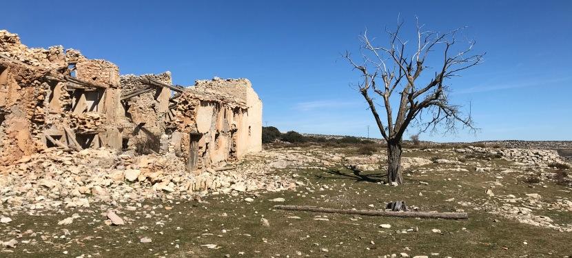 Sierra de las Cabras(Albacete)