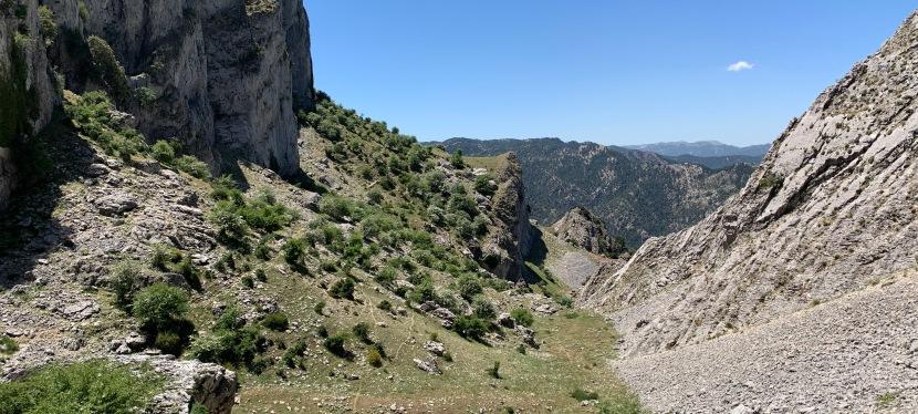 Sierra de Cazorla: Borosa yCerezuelo