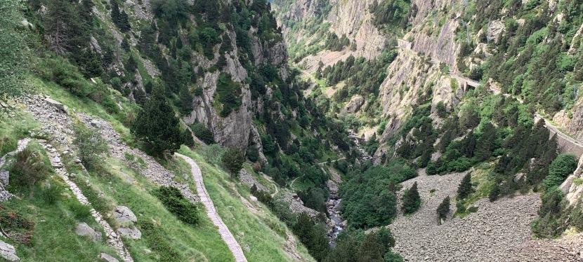 GR-11 8ª etapa: Santuario de Nuria –Planoles