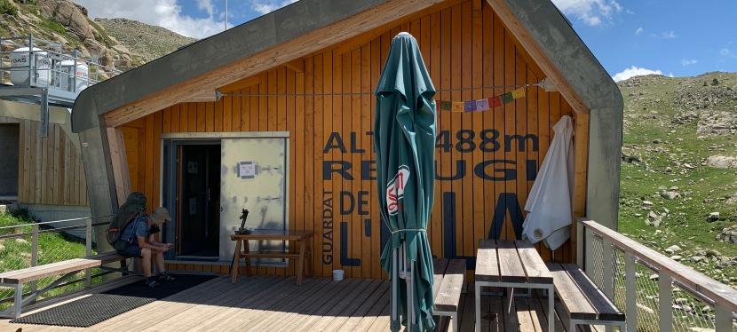 GR-11 etapa 11ª: Refugio de Manliu – Refugio del'Illa