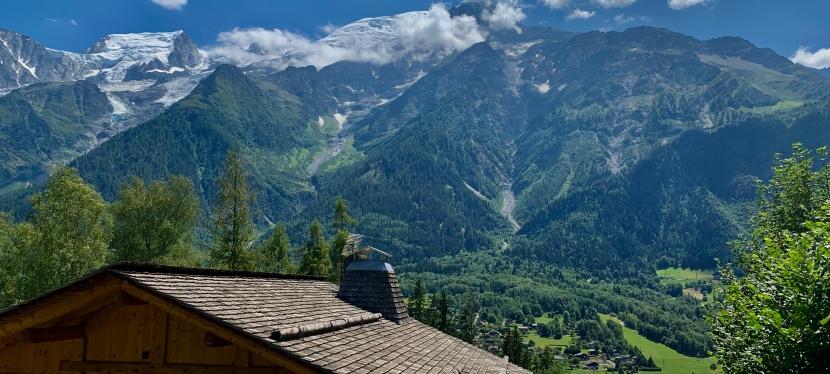 Tour del Mont Blanc 1ª etapa: Bellevue Refugio Tré de laTête