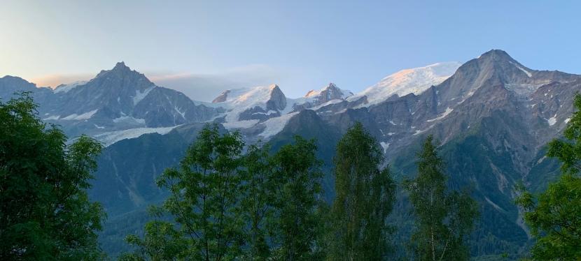 Tour del MontBlanc