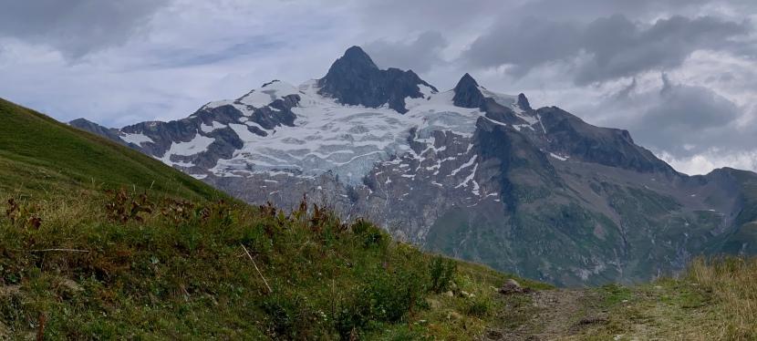 Tour del Mont-Blanc 3ª etapa: Refugio de la Croix duy Bonhomme – Refugio ElisabettaSoldini