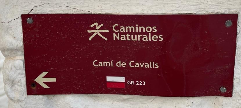 Camí de Cavalls (Menorca).GR-223